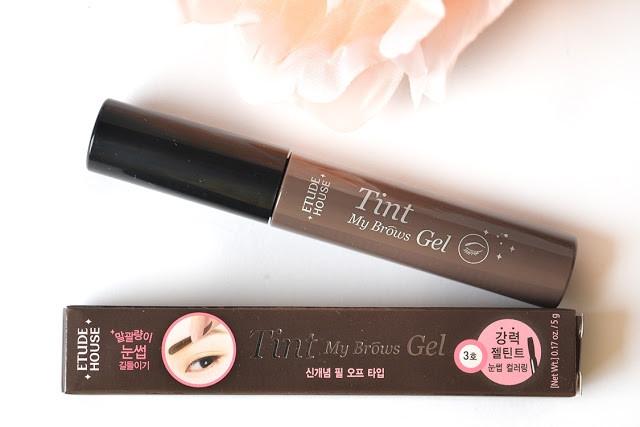 Тинт-пленка для бровей ETUDE HOUSE Tint My Brows Gel  #03 Gray Brown -  You Love - магазин волшебной бижутерии и аксессуаров в Киеве