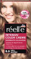 Крем - краска для волос réell'e Intensive Color Creme Hell Blond, 8.0 (светло - русый)