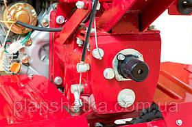 Дизельный мотоблок Weima WM1100ВЕ (WMC188FBE) 12л.с. электростартер) , фото 3