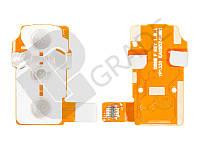 Шлейф для LG D800 Optimus G2/D802/D805, с кнопкой включения, с кнопками регулировки громкости