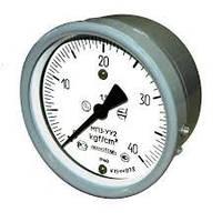 Мановакуумметр технический показывающий МВП3-УУ2 осевой штуцер (ОШ)