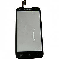 Сенсор (Touch screen) Lenovo A378/ A378T black