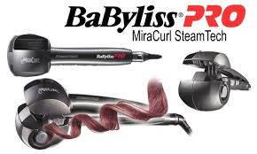 Плойка BaByliss MiraCurl SteamTech BAB2665SE