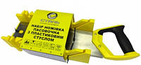 Ножовка пасовочная Сталь 40600 350 мм с пластиковым стуслом (40442)