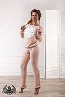 Женский махровый костюм 38- 2061
