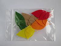 "Заготовки из фетра ""Осенние листья вишни"""