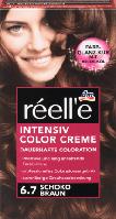 Крем - краска для волос réell'e Intensive Color Creme Schoko Braun, 6.7 (шоколадно - коричневый)