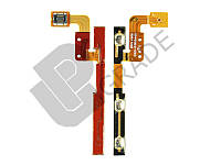 """Шлейф для Samsung P3100 Galaxy Tab 2 7.0""""/P3110, с кнопкой включения, с кнопками регулировки громкости"""