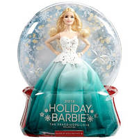 Коллекционная кукла Barbie Праздничная Аква 2016