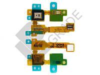 Шлейф для Sony C6802 Xperia Z Ultra XL39h/C6806/C6833, с микрофоном, с датчиком освещенности