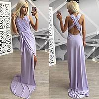 Женское платье трансформер ал684