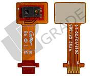 Шлейф для Sony D2302 S50h Xperia M2 Dual Sim/D2303/D2305/D2306/D2403, c датчиком приближения, с датчиком освещенности
