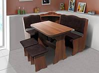 Кухонный уголок Симфония с раскладным столом