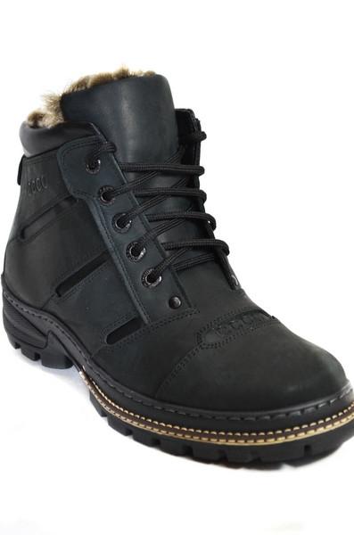 Мужские ботинки (арт.01 черн.)