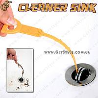 """Инструмент для чистки раковины - """"Cleaner Sink"""" - 2 шт. , фото 1"""