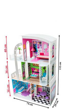 Игровой кукольный домик для Barbie Willa, фото 2