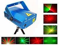 Диско-лазер, лазерний проектор, цветомузыка