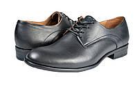 """Мужские туфли """"классические"""" из натуральной кожи. prime 486,5,60 черные   весенние"""