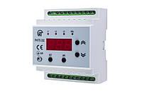 Трехфазное реле напряжения и контроля фаз РНПП-302 Новатек Электро