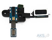 Шлейф для Samsung N7100 Note 2 / N7105  с разъемом наушников и динамиком
