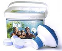 AquaFinesse Pool bucket (250 таблеток)