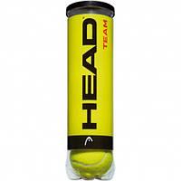 Мячи теннисные Head Team 3 Ball (759038)
