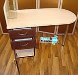 """Маникюрный стол """"Даск"""", фото 2"""