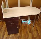 """Маникюрный стол """"Даск"""", фото 3"""