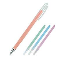 Ручка кулькова Glamour, синя (полібег)