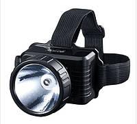 Налобный аккумуляторный фонарь Kang Ming KM-1601A