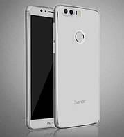 Силиконовый чехол 0,33 мм для Huawei Honor 8 прозрачный