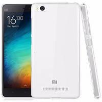 Силиконовый чехол 0,33 мм для Xiaomi  Mi 4i / Mi 4c прозрачный