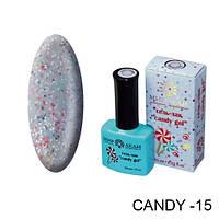 """Гель-лак """"Мир леди"""" Candy-15 , 10 мл"""