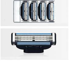 Gillette Mach 3 кассеты