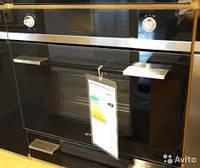 Выпечка + жар + пар + подогрев + разогрев. Комбинированный универсальный духовой шкаф Smeg SF4120VCN