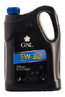 Моторное масло GNL Synthetic 5W-30 5л