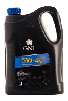 Моторное масло GNL Premium Synthetic  5W-40  5л