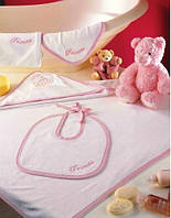 TAC BABY TOWEL SET PRINCESS