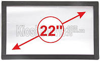 "Сенсорное стекло LED «i-Touch» 3мм 22"" 16:10 широкоформатное"