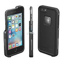 Водоупорный чехол Lifeproof FRE для iPhone 6 / 6S Plus - черный (77-52558)