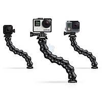 Гибкий штатив Gooseneck для камеры GoPro любого поколения (ACMFN-001)