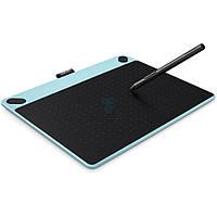 Графический планшет Wacom, серия - Intuos Art, размер - M, цвет - ментоловый (перо и мультитач) (CTH-690AB-N)