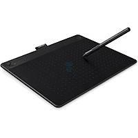Графический планшет Wacom, серия - Intuos Art, размер - M, цвет - черный (перо и мультитач) (CTH-690AK-N)