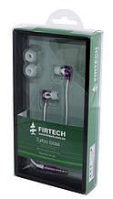 Наушники Firtech FE-062 фиолетовые