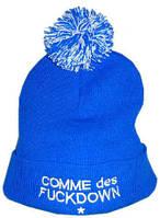 Шапка зимняя Comme des Fuckdown / SPK-178
