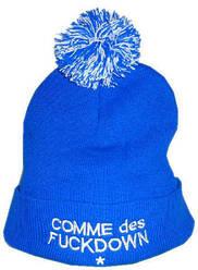 Шапка зимняя Comme des Fuckdown / SPK-178 (Реплика)