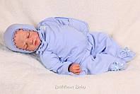 Комплект одежды на выписку для новорожденных Бусинка