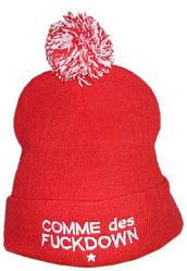 Шапка зимняя Comme des Fuckdown / SPK-179 (Реплика)