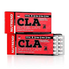 Линолевая кислота CLA  Softgel Caps (60 капc.) Nutrend