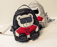 Рюкзаки для девочек Мишка.